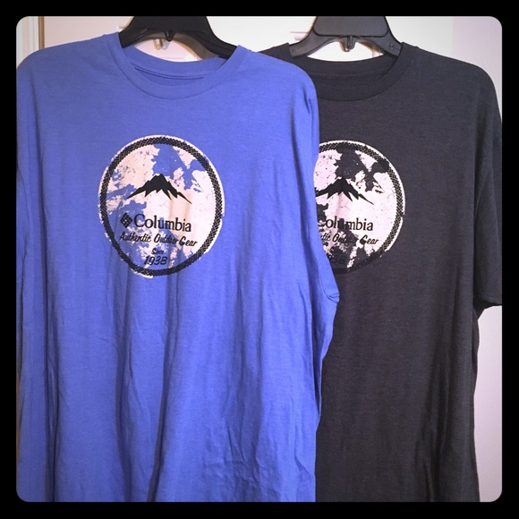 Columbia Other - 2 for 1 Columbia shirts 2XL
